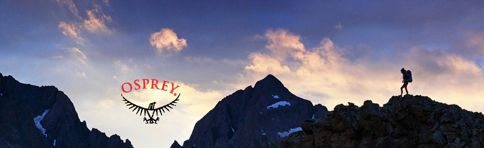 Osprey su OutdoorXL.it - Consegna gratuita superiori a 100 €