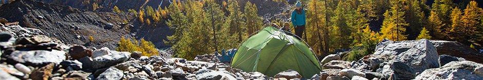 Teli campeggio e footprints