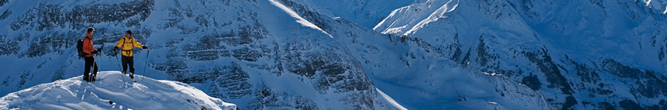 Scarpe trekking e scarponi da montagna