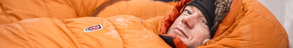 Sacchetti per il sonno di campeggio