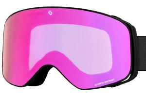 Matte Black (Lens: Double Pink Sintrast)-swatch
